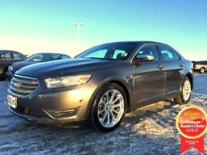 2016 Ford Taurus Limited AWD *Wifi* *Nav* *Lane Depart* *Backup