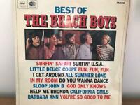 Best of the Beach Boys 1966 vinyl