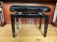 Adjustable height Piano Stool