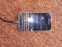 Blackberry Classic Slight Dent Bottom Left