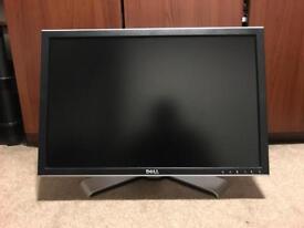 Dell 2408WFP 24' Widescreen HDMI Computer Monitor