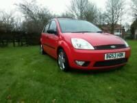 Ford Fiesta Zetec 1.4 petrol