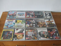 Job Lot 15 Sony PlayStation 3 PS3 Games Fifa,GTA,GT5,Driver,Sonic,CoD,Skate 2,Pure and more....