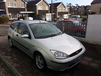 Ford Focus 1.8 3dr