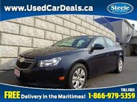 2014 Chevrolet Cruze 1LT Auto Air Fully Equipped Cruise