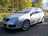 2006 (56) VOLKSWAGEN GOLF 1.4 TSi GT Turbo 170 bhp