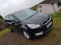 Mar 2007 Ford Galaxy ZETEC TDCI 6G