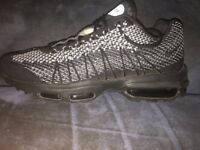 Nike air max ultra jacquard black and white good condition no scuffs or scratches
