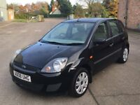 Ford Fiesta 1.4 Style TDCI (08) - 83,500 miles - Diesel - Manual - 5 door - FSH + New Cambelt