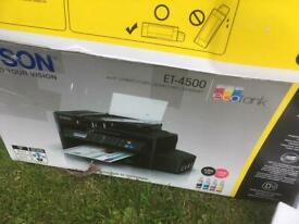 Epson ET/4500 Eco Tank Printer