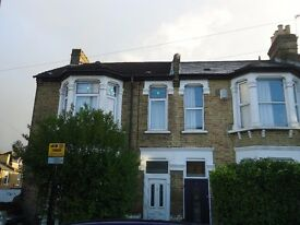 5 bedroom house situated off Hither Green Lane.