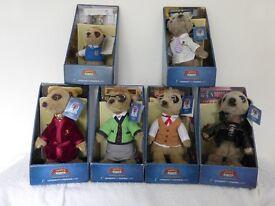 Yakovs Toy Shop Meerkat Models