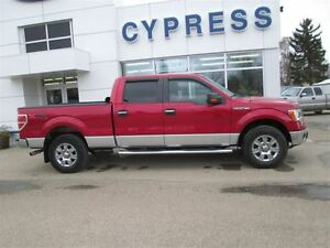2010 Ford F-150 XLT/XTR 4x4 SuperCrew 157in 5.4L V8