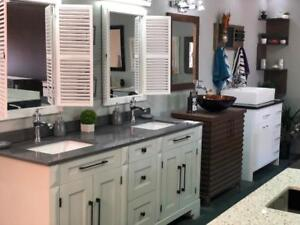 VANITIES!!! CONTRACTOR SPECIAL!!! BUY 2- Get 1 Free Faucet!!! - Prices Wont Be Beat!!