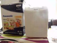 Panasonic SD 254 Breadmaker. Very little used Super tasting bread. BOXED