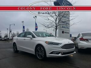 2017 Ford Fusion FORD CERTIFIED, LOW % RATES & EXTRA WARRANTY!