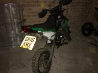 Bouser 125cc London pitbike