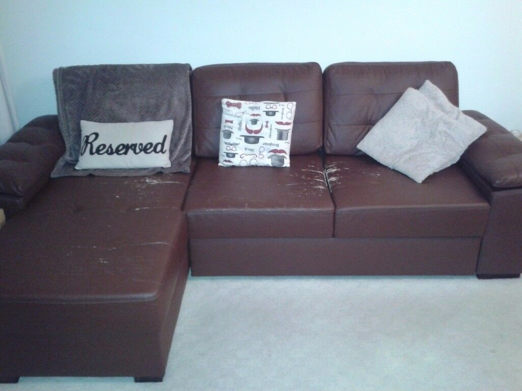 Free corner sofa bed in teddington london gumtree for Sofa bed gumtree london