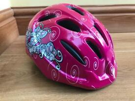 Specialized Small Fry Girls cycling helmet 47-55cm pink butterflies