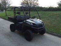 2011 Polaris ranger 900 gator pick up, diesel, not john deer/kubota ect
