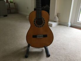 Accoustic Guitar 1/2 size