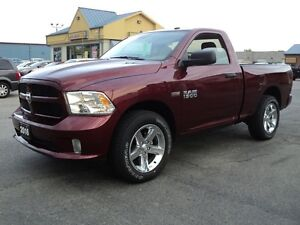 2016 RAM 1500 RegCab ST 4X4 ShortBox Hemi