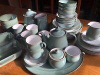 Denby regency green table ware