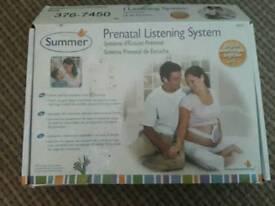 Prenatal listing system