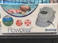 Bestway swimming pool heater