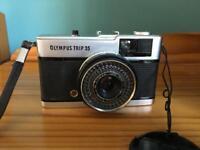 Olympus trip 35 35mm film camera