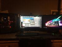 gaming pc 7700k gtx1080