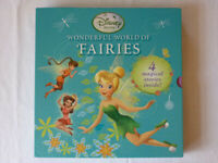 DISNEY FAIRIES 'WONDERFUL WORLD OF FAIRIES' BOX SET