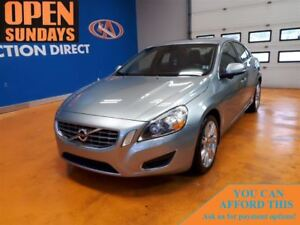 2012 Volvo S60 T6 AWD! SUNROOF! TECH PACK!