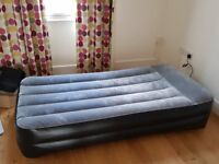 Amazon Airbed with built in air pump (single)