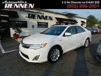 2012 Toyota CAMRY HYBRID XLE HYBRIDE * NAVIGATION, CUIR / SUEDE,