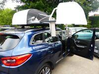 Electric Wheelchair Car Roof Storage Box
