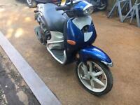 italjet torpedo scooter bike not work