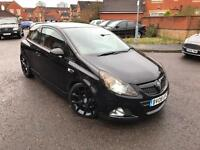VAXUHALL CORSA VXR, ONLY 46K GENUINE LOW MILEAGE