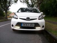 Toyota Aygo Move with Style 1.0 vvti 5 Door