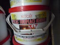 Vitcas heat resisitant plaster and render system 10 kg tubs