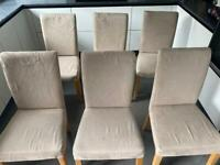 IKEA HENRIKSDAL Dining Chairs