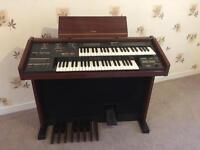 Vintage Yamaha Electone Keyboard/Digital Organ