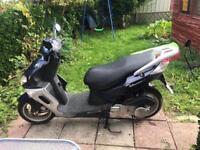Sinnis matrix 2 125cc moped