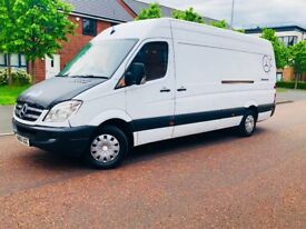 MERCEDES BENZ SPRINTER 313 CDI LWB 2,2L 6 SPEED DIESEL 2010 FULL SERVICE HISTORY 2 KEYS 4 NEW TYRES!
