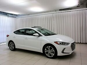 2017 Hyundai Elantra LOWEST PRICE!!! SEDAN w/ SUNROOF, BLUETOOTH