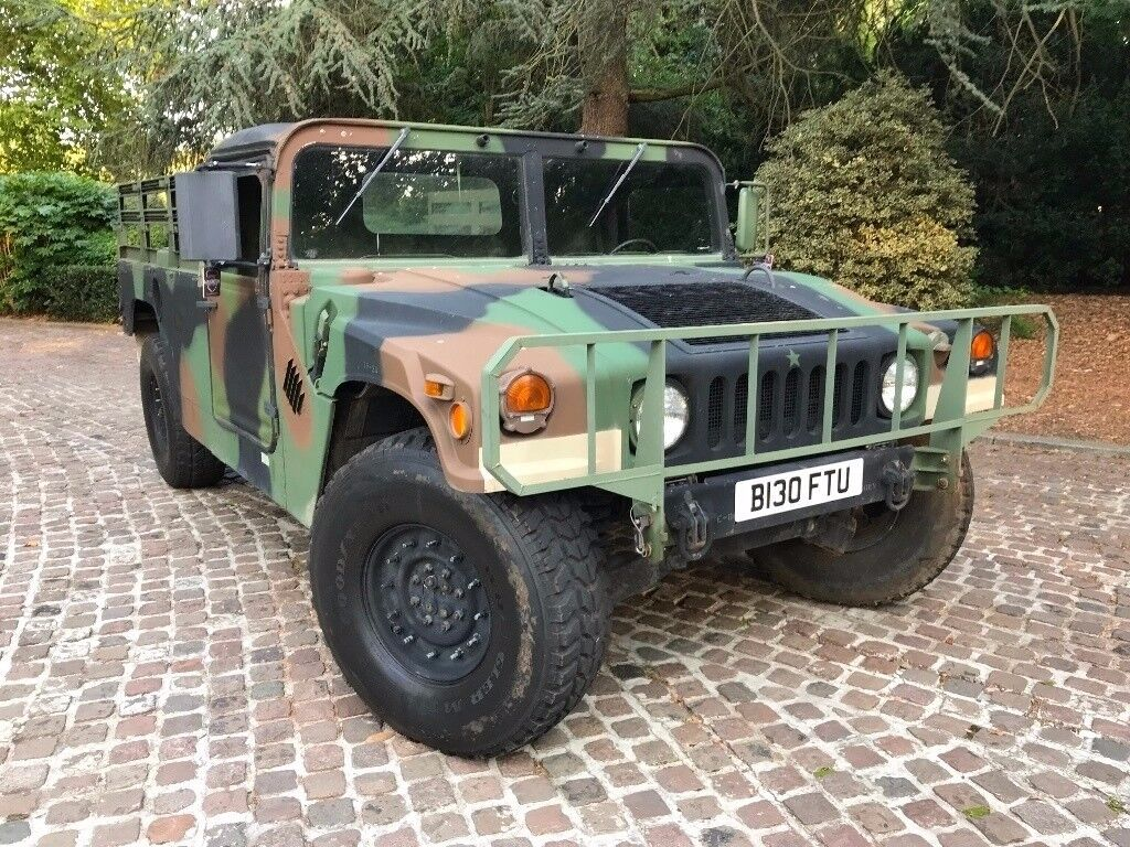133 Humvee Hummer H13 - Original U.S Military Vehicle, Fully Road Legal  13x13, MOT & Low Miles | in St Albans, Hertfordshire | Gumtree | hummer h1 for sale cheap