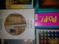 New west perfume Nina ricci Armani code knowing etc