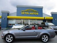 2006 Ford Mustang V6 95 600 KM CONVERTIBLE !! CUIR AUTOMATIQUE !