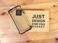 CAFELE iPhone SE/5s/5 Transparent Silicon Case