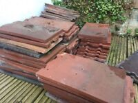 ACME Rosemary Dreadnought clay terracotta roof tiles